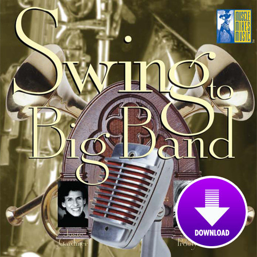 SWING TO BIG BAND-Digital Download