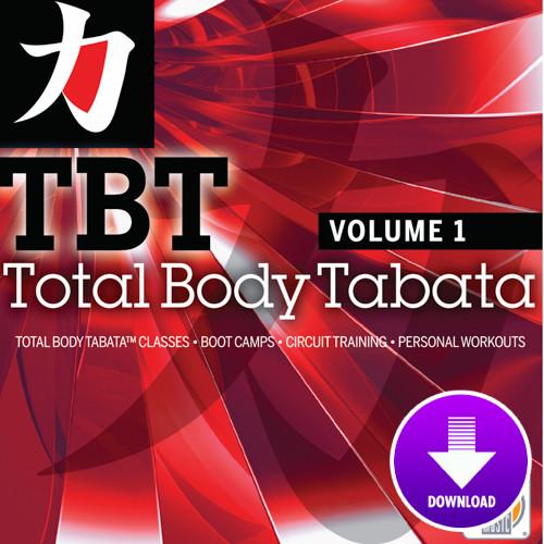Total Body Tabata - Volume 1-Digital Download