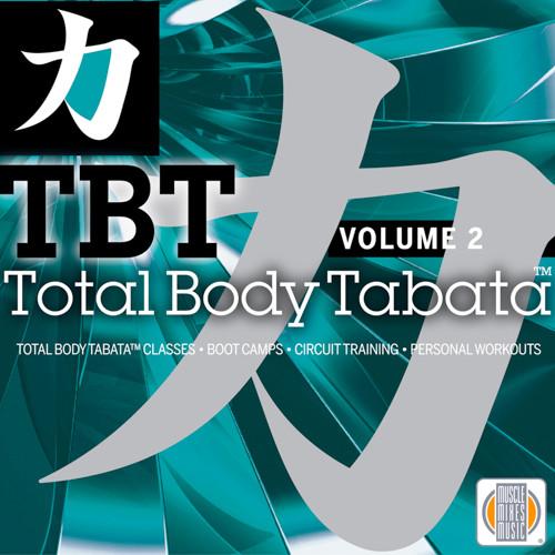 Total Body Tabata - Volume 2-CD