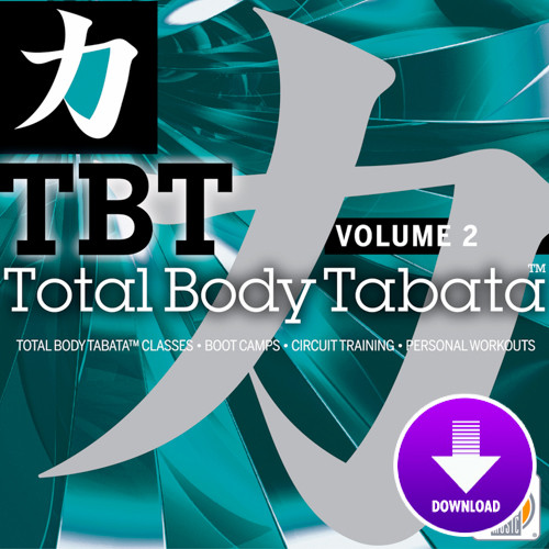 Total Body Tabata - Volume 2-Digital Download