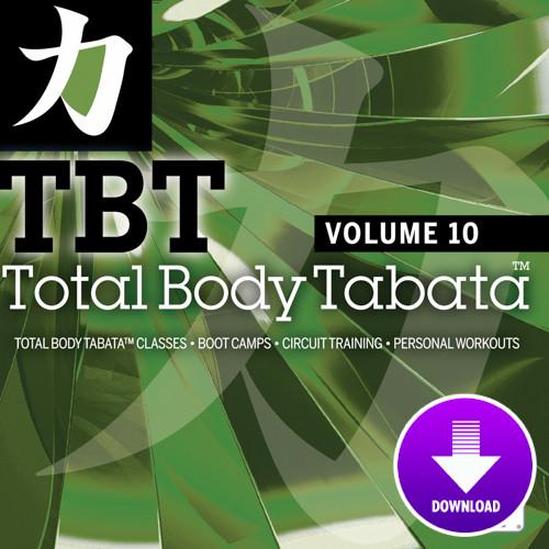 Total Body Tabata - Volume 10-Digital Download