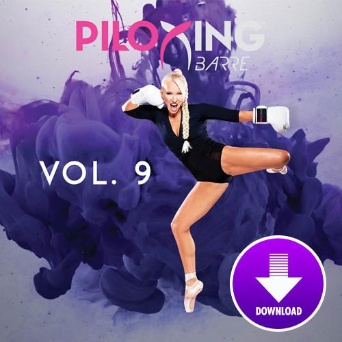 PILOXING BARRE, Barre Music Vol 9 - Digital Download