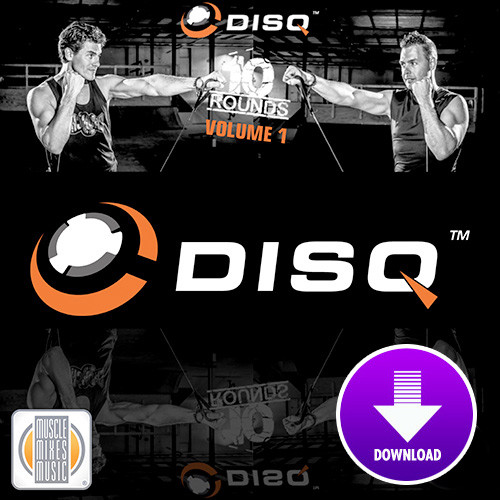 DISQ 10 Rounds - Volume 1 - Digital Download