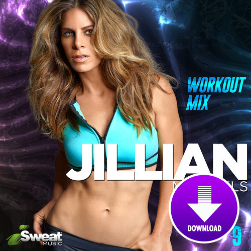 Jillian Michaels Workout Mix, vol. 9 - Digital Download