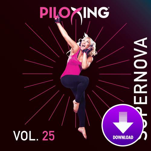 PILOXING, Vol. 25 -  Supernova - Digital Download