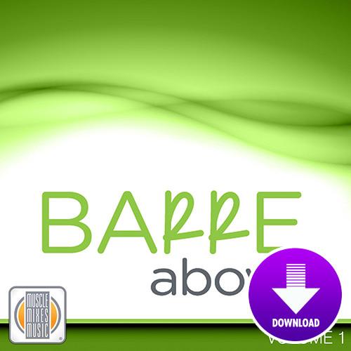 Savvier Fitness - BARRE ABOVE vol 1 - Digital Download