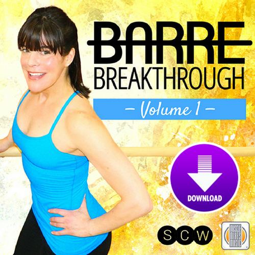 BARRE BREAKTHROUGH, vol.1 (with SCW) - Digital Download