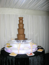 DIY Large Chocolate Fountain Hire