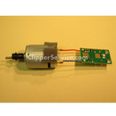 Motor and circuit board