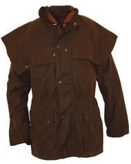 Outback Trading Swagman Oilskin Coat