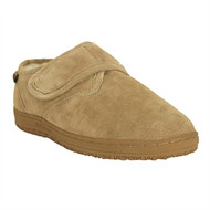 Men's Old Friend Sheepskin Adjustable Bootee Slipper