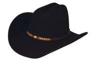 Outback Trading Out of the Chute Crushable Western Hat
