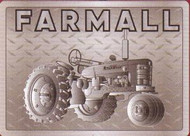 Farmall Tractor Belt Buckle