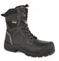 "Men's Acton 8"" Waterproof Metal Free 4E Wide Leather Lined CSA Work Boot"