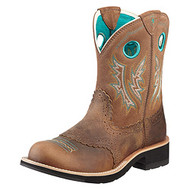 Women's Ariat Fatbaby Cowgirl Riding Boot
