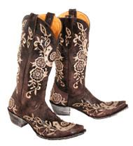 Women's Old Gringo Lucky Horseshoe Western Boot