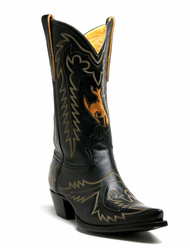 Liberty Boot Co.'s Buckaroo Cowboy Boot
