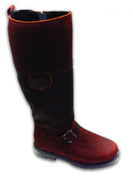 Paul Brodie's Women's Winter Boot Oxblood Leather