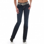 Women's Wrangler Q Baby Ultimate Riding Jean with Booty Up Technology