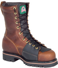 Men's Canada West 34396 Climber CSA Lineman Safety Boot