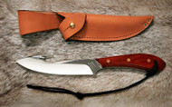 Grohmann #4 Survival Knife with Guthook