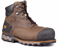 "Men's Timberland PRO 6"" Boondock Waterproof CSA Safety Boot FREE SHIPPING"