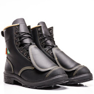 "Men's Royer 8"" Smelters' Met-Guard CSA Safety Boot"