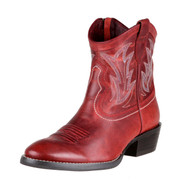 "Women's Ariat ""Redwood"" Billie Zippered Boot"
