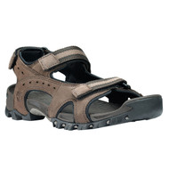 Men's Timberland Wakeby Leather Sport Sandal