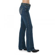 "Women's Wrangler Q-Baby Booty Up ""Wild Streak"" Jeans"