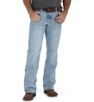 "Men's Wrangler Retro Relaxed Boot Cut ""Crest"" Jean"