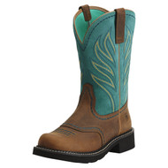 Women's Ariat ProBaby Flame Western Boot