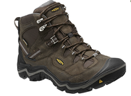 Men's Keen Durand Mid Waterproof Cascade Brown/Gargoyle Hiking Boot