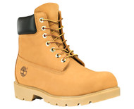 "Men's Timberland 6"" Basic Waterproof Boot with Padded Collar"