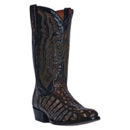 "Men's Dan Post ""Everglades"" Caiman Round Toe Western Boot"