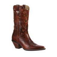 Women's Durango Brown Heartfelt Western Boot