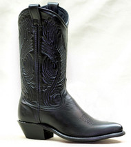Women's Abilene Black Cowboy Boot