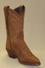 Women's Abilene Tan Shortie Cowboy Boot