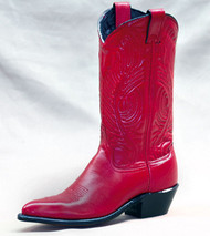 Women's Abilene Red Western Boot