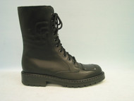 Men's Martino Motorcycle Boot with Inside Zipper
