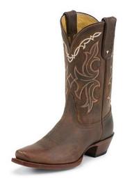 Women's Tony Lama Sorrel Tucson Vaquero Western Boots
