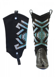 BootRoxx Aztec Rain Boot Cover