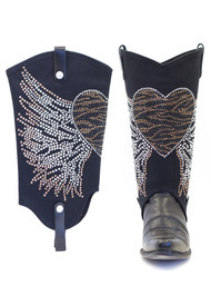 BootRoxx Wild at Heart Boot Cover
