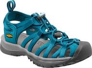 Women's Keen Whisper Celestial/Corydalis Blue Sandal