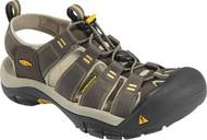 Men's Keen Newport H2 Raven/Aluminum Sandal