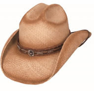 "Bullhide ""Trail Boss"" Straw Hat"