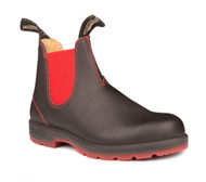 Blundstone 1316 Red and Black with Two Tone Sole *FREE SHIPPING*