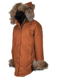 Women's Quartz Nature Inuit Rusty Coat