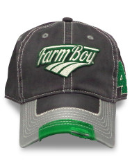 "Farm Boy ""41"" Green Baseball Cap"