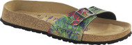 Birkenstock Papillio Madrid Tropical Leaf Multicolour Soft Footbed
